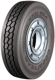 G731 MSA Duraseal Tires